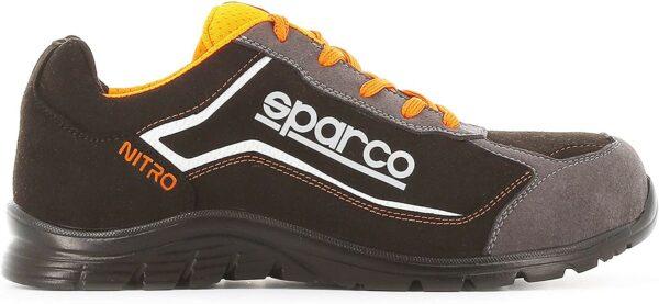 SPARCO NITRO zapatilla de seguridad S3 - SRC