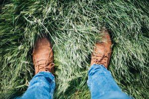 calzado adecuado para trabajar en el campo